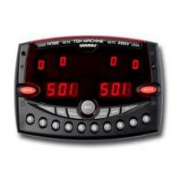 Winmau Ton Machine Elektronisch scorebord