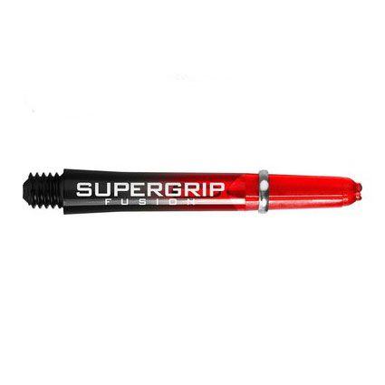 Harrows Shafts Supergrip Rood - Kort
