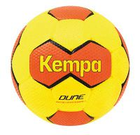 Kempa Beachhandbal Dune - Geel/Rood