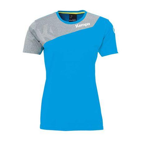 Kempa Dames Handbalshirt Core 2.0 - Blauw