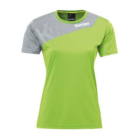 Kempa Dames Handbalshirt Core 2.0 - Groen