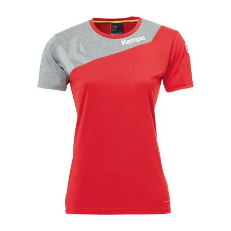 Kempa Dames Handbalshirt Core 2.0 - Rood