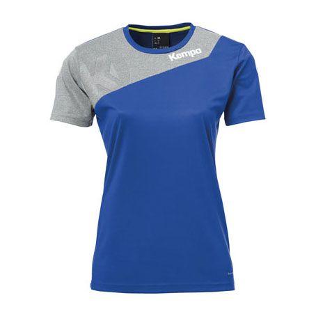 Kempa Dames Handbalshirt Core 2.0 - Royal