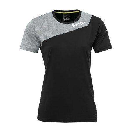 Kempa Dames Handbalshirt Core 2.0 - Zwart