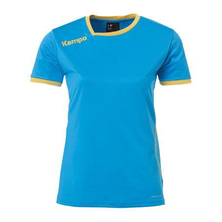 Kempa Dames Handbalshirt Curve - Blauw