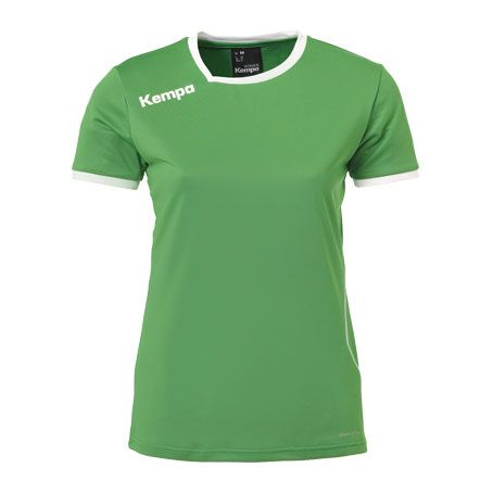 Kempa Dames Handbalshirt Curve - Groen