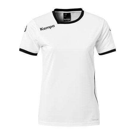 Kempa Dames Handbalshirt Curve - Wit