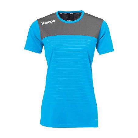 Kempa Dames Handbalshirt Emotion 2.0 - Blauw-Antra
