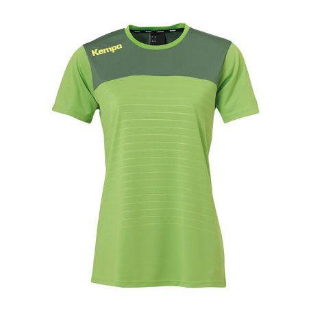 Kempa Dames Handbalshirt Emotion 2.0 - Groen