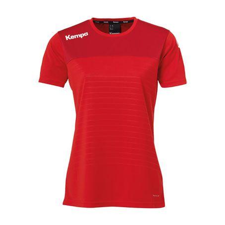 Kempa Dames Handbalshirt Emotion 2.0 - Rood