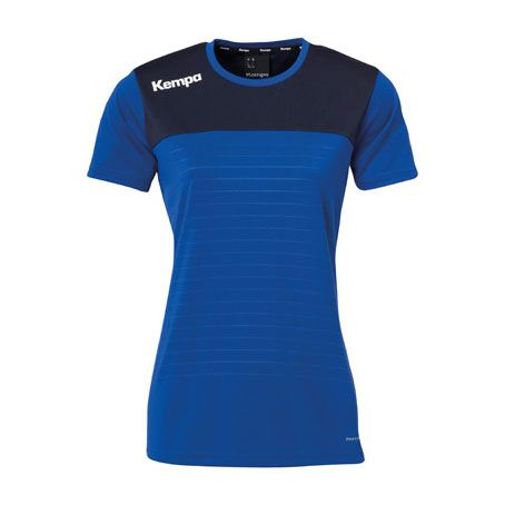 Kempa Dames Handbalshirt Emotion 2.0 - Royal-Navy