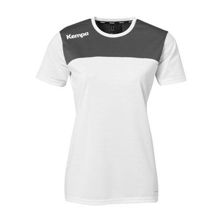 Kempa Dames Handbalshirt Emotion 2.0 - Wit