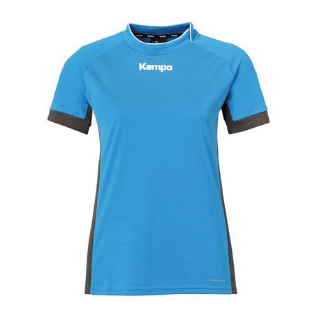 Kempa Dames Handbalshirt Prime - Blauw