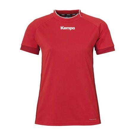 Kempa Dames Handbalshirt Prime - Rood
