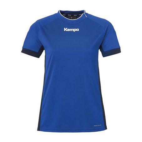 Kempa Dames Handbalshirt Prime - Royal