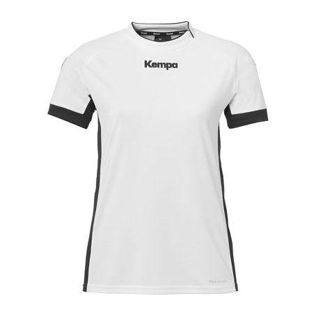 Kempa Dames Handbalshirt Prime - Wit