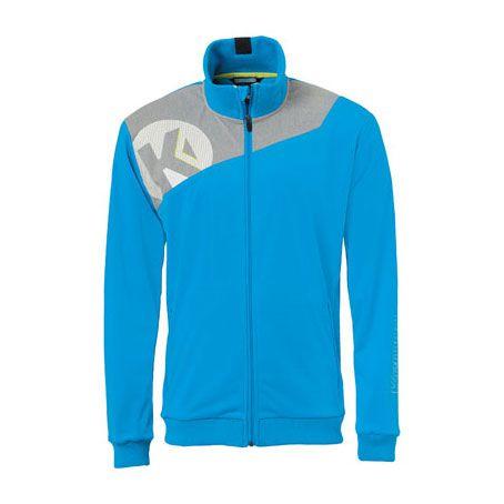Kempa Handbal Core 2.0 Poly Jacket - Blauw-Grijs