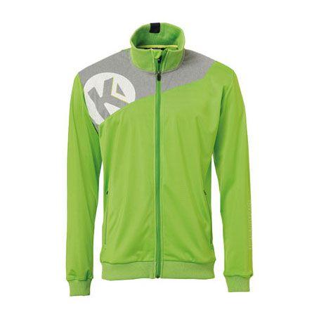 Kempa Handbal Core 2.0 Poly Jacket - Groen-Grijs