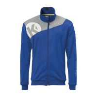 Kempa Handbal Core 2.0 Poly Jacket - Royal-Grijs