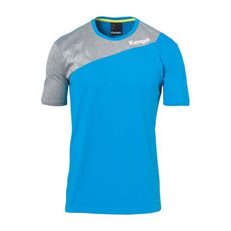 Kempa Handbalshirt Core 2.0 - Blauw-Grijs