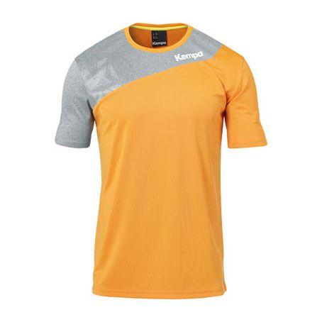 Kempa Handbalshirt Core 2.0 - Oranje-Grijs