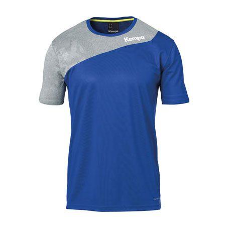 Kempa Handbalshirt Core 2.0 - Royal-Grijs