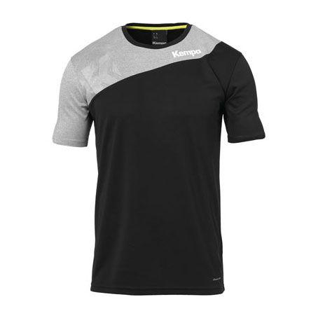 Kempa Handbalshirt Core 2.0 - Zwart-Grijs