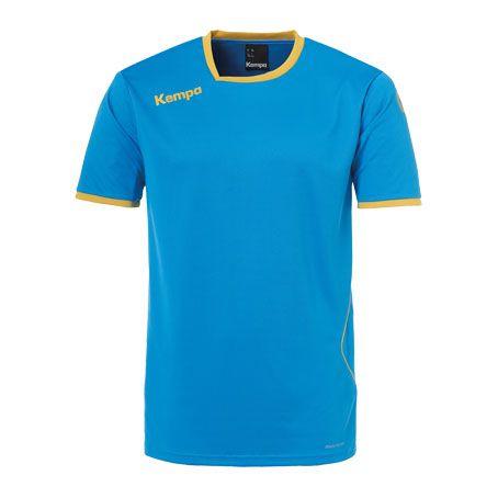 Kempa Handbalshirt Curve - Blauw