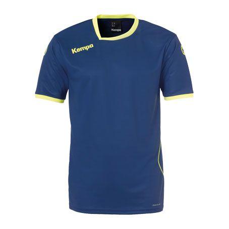 Kempa Handbalshirt Curve - Navy
