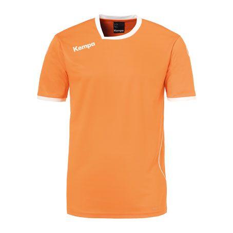 Kempa Handbalshirt Curve - Oranje