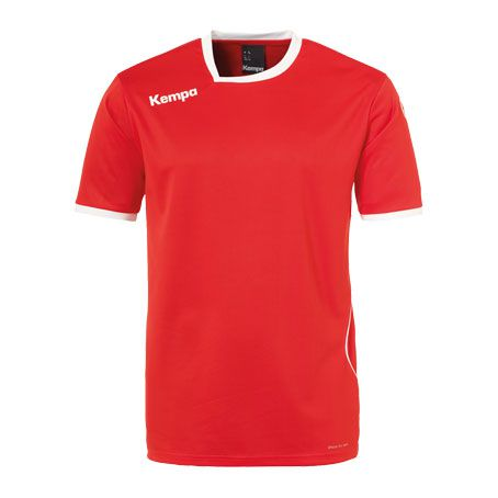 Kempa Handbalshirt Curve - Rood