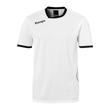 Kempa Handbalshirt Curve - Wit