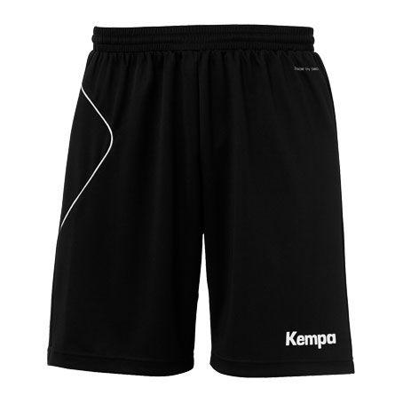 Kempa Handbalbroekje Curve - Zwart-Wit