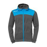 Kempa Handbal Emotion 2.0 Hooded Jacket - Antra-Blauw