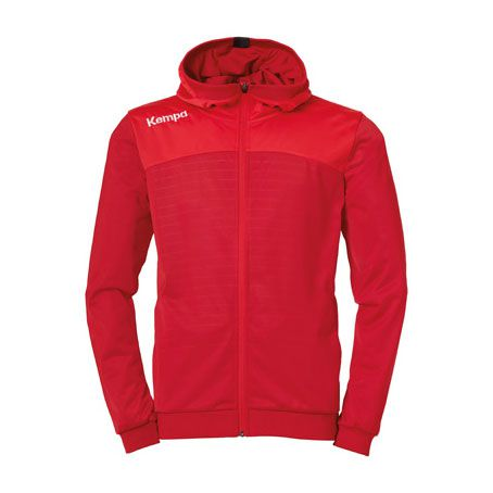 Kempa Handbal Emotion 2.0 Hooded Jacket - Rood