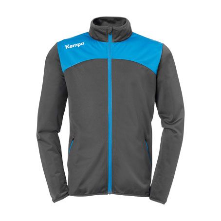 Kempa Handbal Emotion 2.0 Poly Jacket - Antra-Blauw