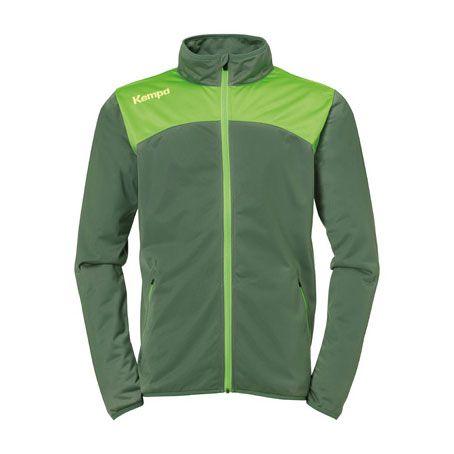 Kempa Handbal Emotion 2.0 Poly Jacket - Groen