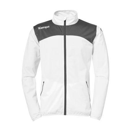 Kempa Handbal Emotion 2.0 Poly Jacket - Wit