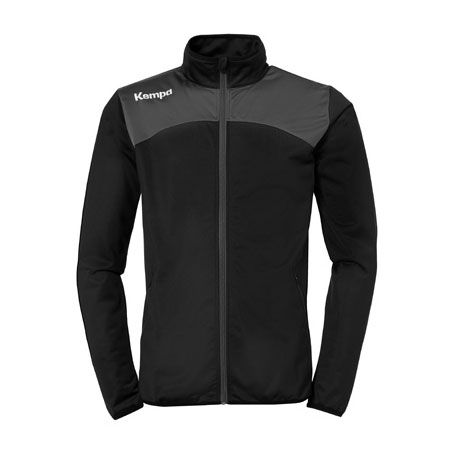 Kempa Handbal Emotion 2.0 Poly Jacket - Zwart-Antra