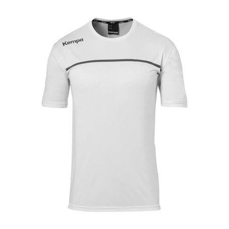 Kempa Handbal Emotion 2.0 Poly Shirt - Wit