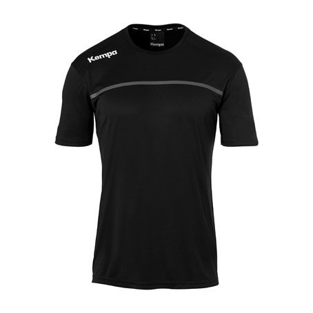Kempa Handbal Poly Shirt Emotion 2.0 - Zwart