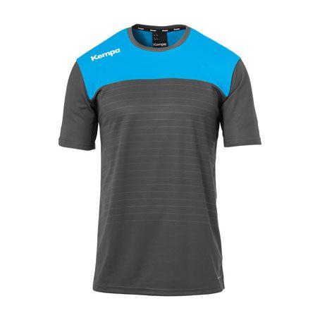 Kempa Handbalshirt Emotion 2.0 - Antraciet-Blauw