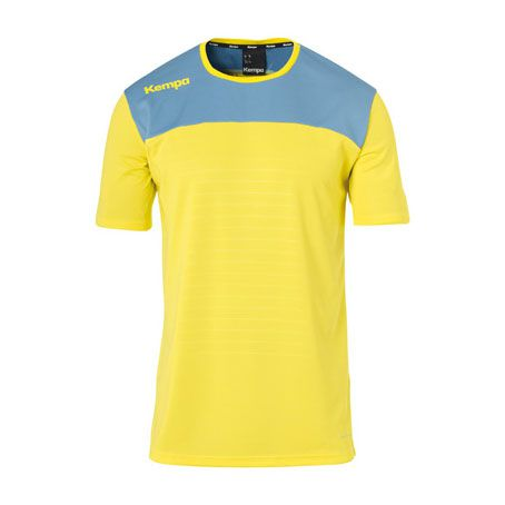 Kempa Handbalshirt Emotion 2.0 - Geel-Blauw