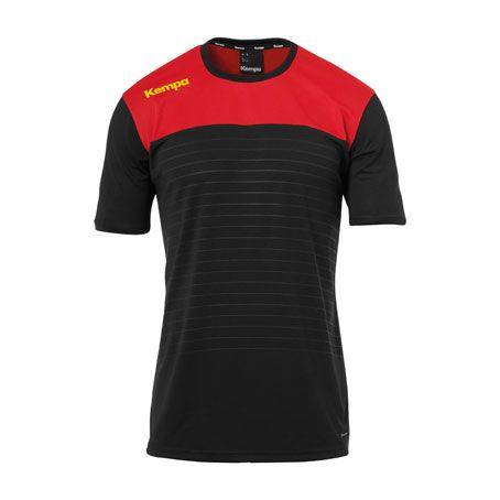 Kempa Handbalshirt Emotion 2.0 - Zwart-Rood