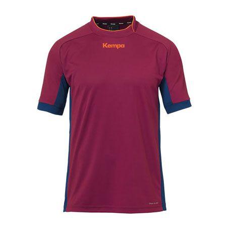 Kempa Handbalshirt Prime - Diep Rood