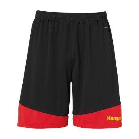 Kempa Handbalbroekje Emotion 2.0 - Zwart-Rood
