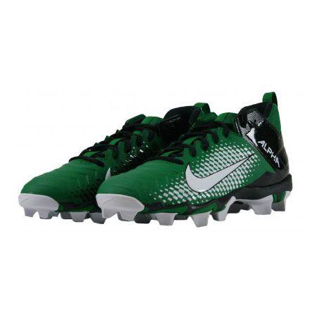 Korfbalschoenen Nike Alpha Menace 2 Shark - Groen