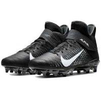 Korfbalschoenen Nike Alpha Menace Pro 2 Mid - Zwart
