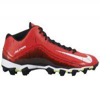 Korfbalschoenen Nike Alpha Shark 2 3-4 - Rood