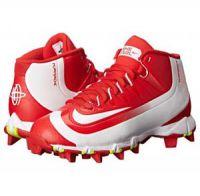 Korfbalschoenen Nike Huarache 2KFilth Keystone Mid - Rood